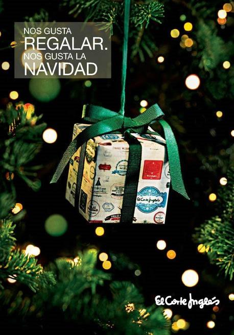 catalogo navidad el corte ingles 2013 regalos