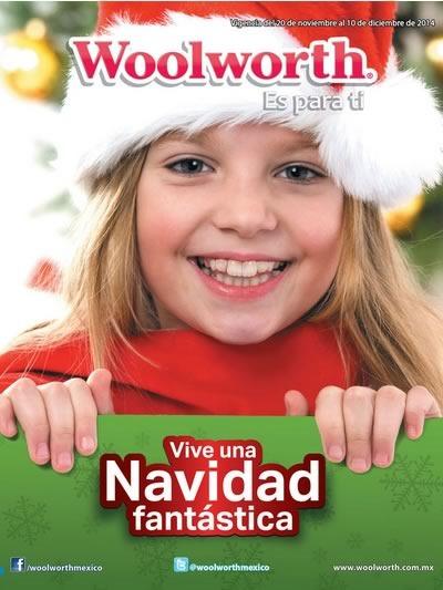 catalogo navidad woolworth 2014