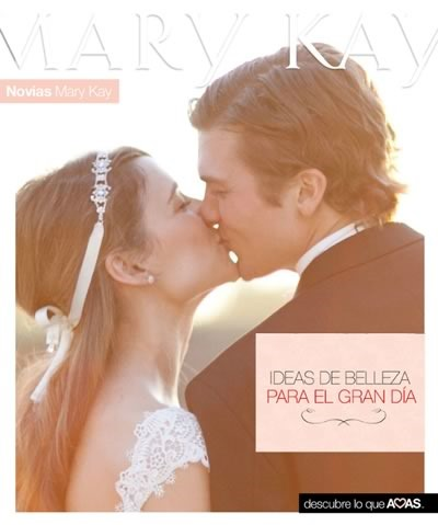 catalogo novias mary kay junio 2014
