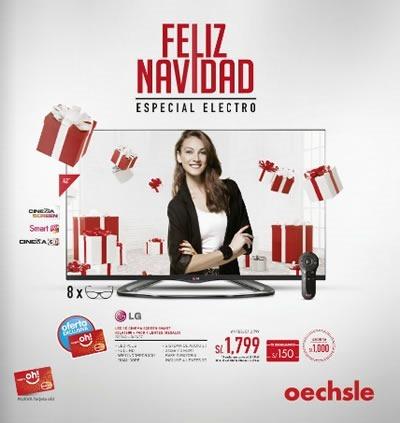 catalogo oechsle diciembre 2013 especial electro peru