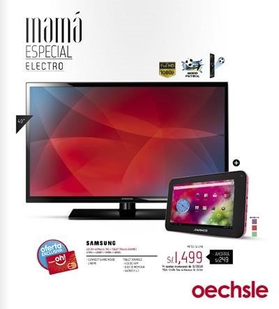 catalogo oechsle electro mayo 2014 peru