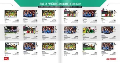 catalogo oechsle electro mundial 2014 - 01