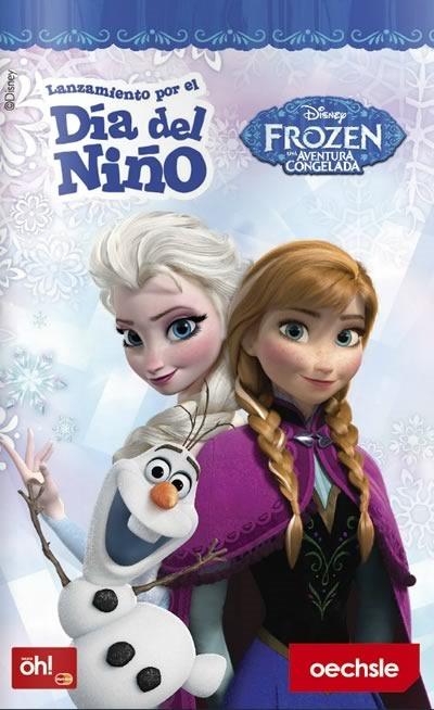catalogo oechsle ofertas juguetes dia del nino 2014