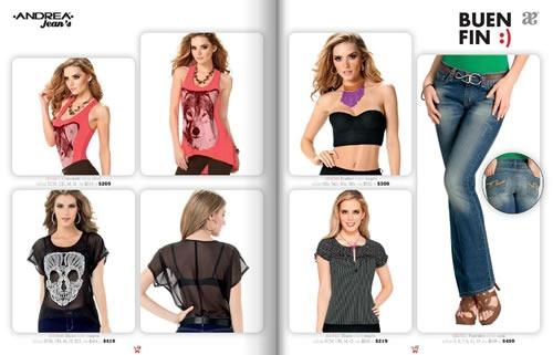 catalogo ofertas andrea calzado moda noviembre 2013 1