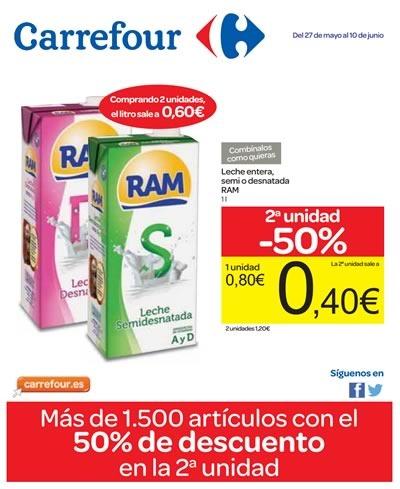 catalogo ofertas carrefour 10 junio 2014