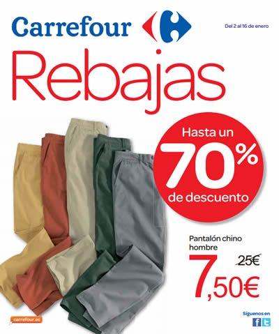 catalogo ofertas carrefour enero 2014 ropa
