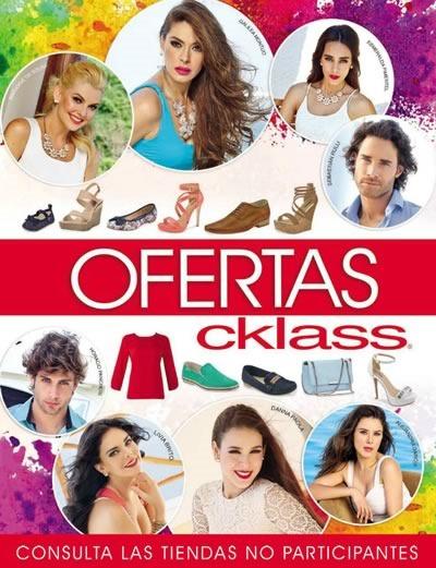 b9751299 Catálogo de Ofertas Cklass Otoño-Invierno 2015