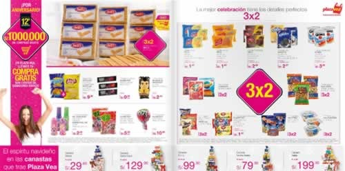 catalogo ofertas plaza vea aniversario noviembre 2013 1