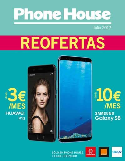 catalogo phone house julio 2017