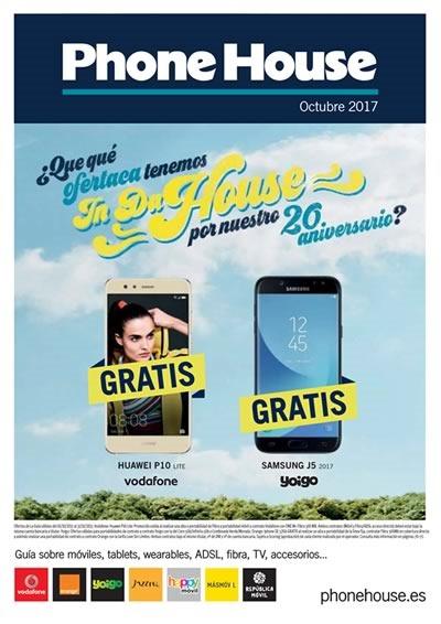 catalogo phone house octubre 2017