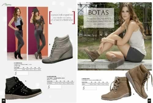 catalogo pisame campana 16 17 18 moda calzado 2013 1