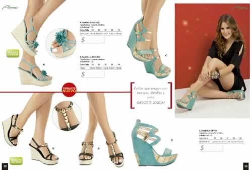 catalogo pisame campana 16 17 18 moda calzado 2013 6