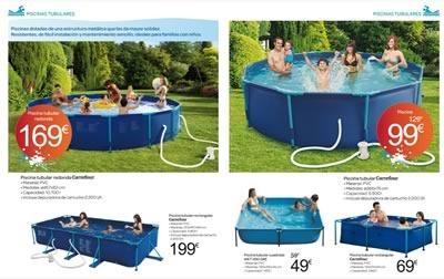 catalogo piscinas accesorios carrefour mayo junio 2014 - 02