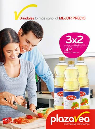 catalogo plaza vea enero 2014 ofertas 3x2