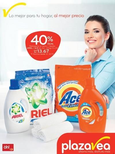 catalogo plaza vea ofertas hasta el 31 agosto 2014