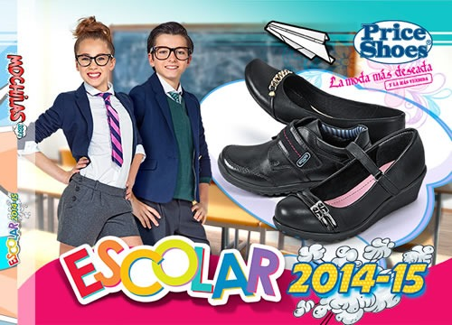 catalogo price shoes 2014 zapatos de colegio