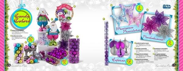 catalogo price shoes adornos juguetes navidad 2014 - 01