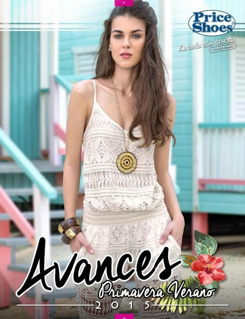 catalogo price shoes avances primavera verano 2015