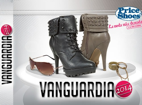 catalogo price shoes botas 2014