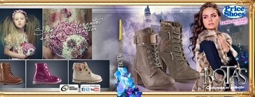 catalogo price shoes botas 2014 2015[2]