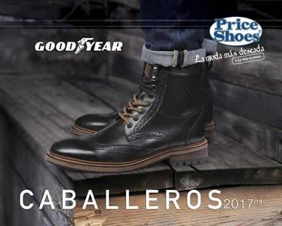catalogo price shoes calzado caballero 2018