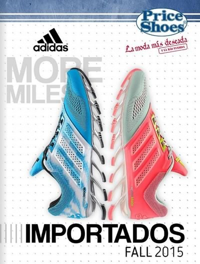 catalogo price shoes calzado importado fall 2015