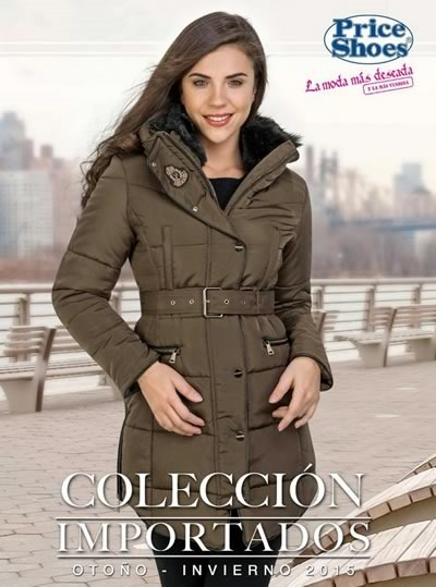 catalogo price shoes coleccion importados otono invierno 2015