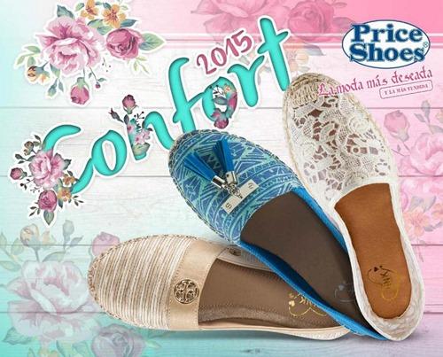 catalogo price shoes confort 2015
