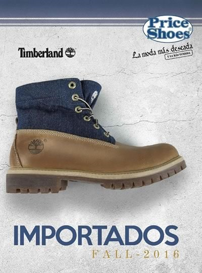 catalogo price shoes importados fall 2016