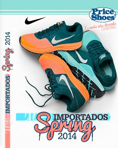 catalogo price shoes importados spring 2014