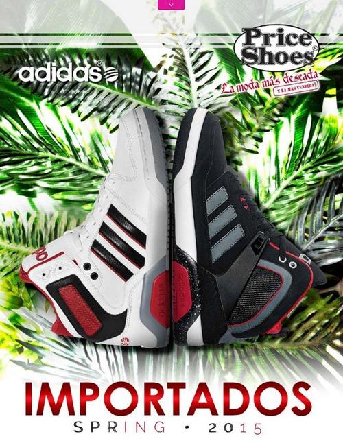 catalogo price shoes importados spring 2015