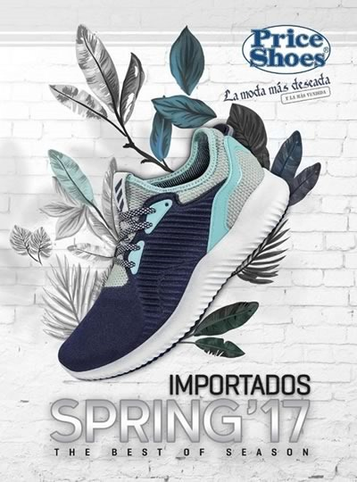a674376e catalogo price shoes importados spring 2017