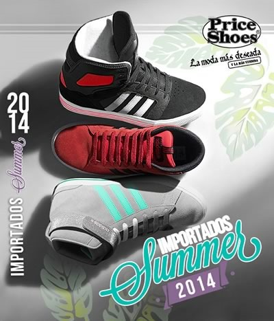 catalogo price shoes importados summer 2014
