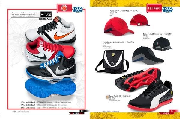 catalogo price shoes importados winter 2014 muestra - 02