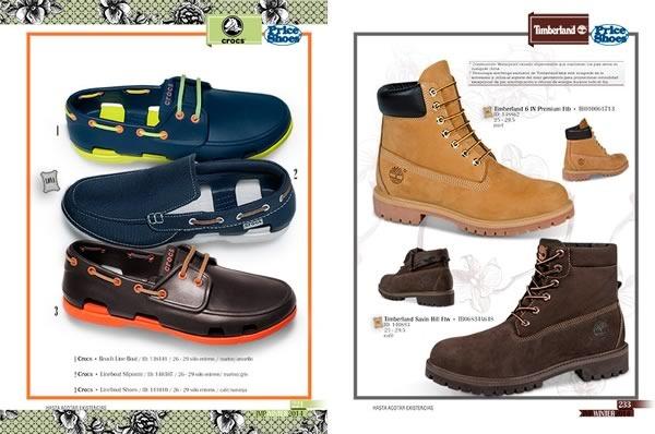 catalogo price shoes importados winter 2014 muestra - 04