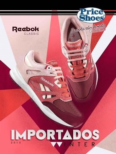 catalogo price shoes importados winter 2015