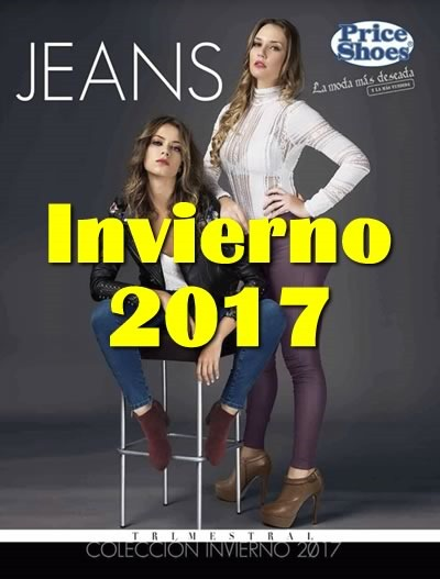 catalogo price shoes invierno 2017