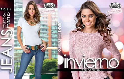 catalogo price shoes invierno coleccion 2014