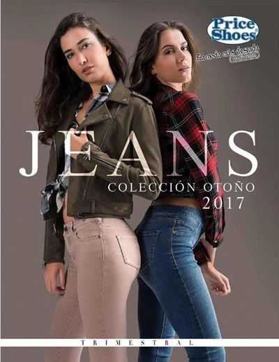 catalogo price shoes jeans coleccion otono 2017