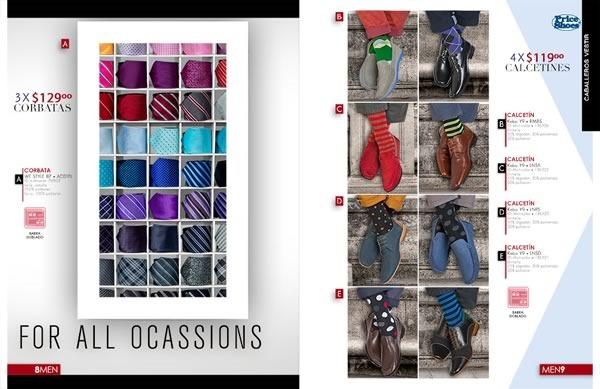 catalogo price shoes men coleccion otono 2014 - 01