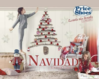 catalogo price shoes navidad en price 2016