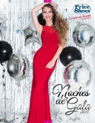 catalogo price shoes noches de gala 2015
