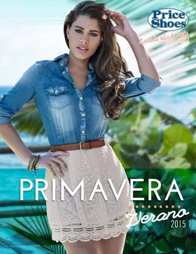 catalogo price shoes primavera verano 2015