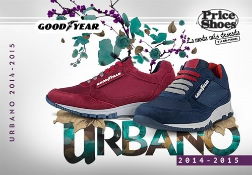 catalogo price shoes urbano 2014-2015