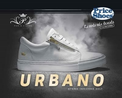 catalogo price shoes urbano oi 2017