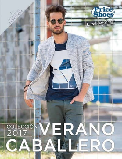 catalogo price shoes verano caballeros 2017