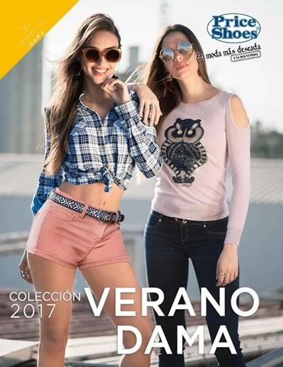 catalogo price shoes verano dama 2017