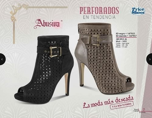 catalogo price shoes vestir casual 2015 16 - 03