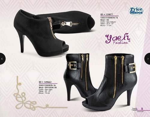 catalogo price shoes vestir casual 2015 16 - 04