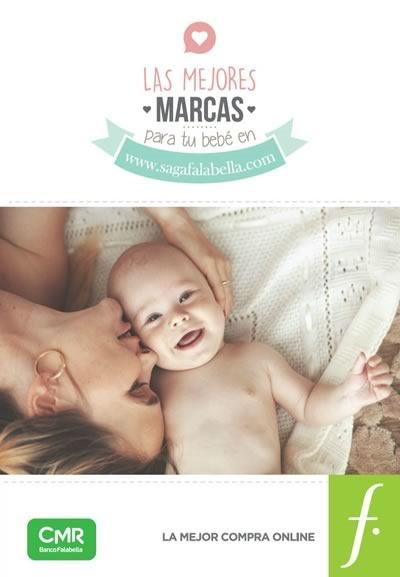 catalogo productos bebe saga falabella agosto 2015